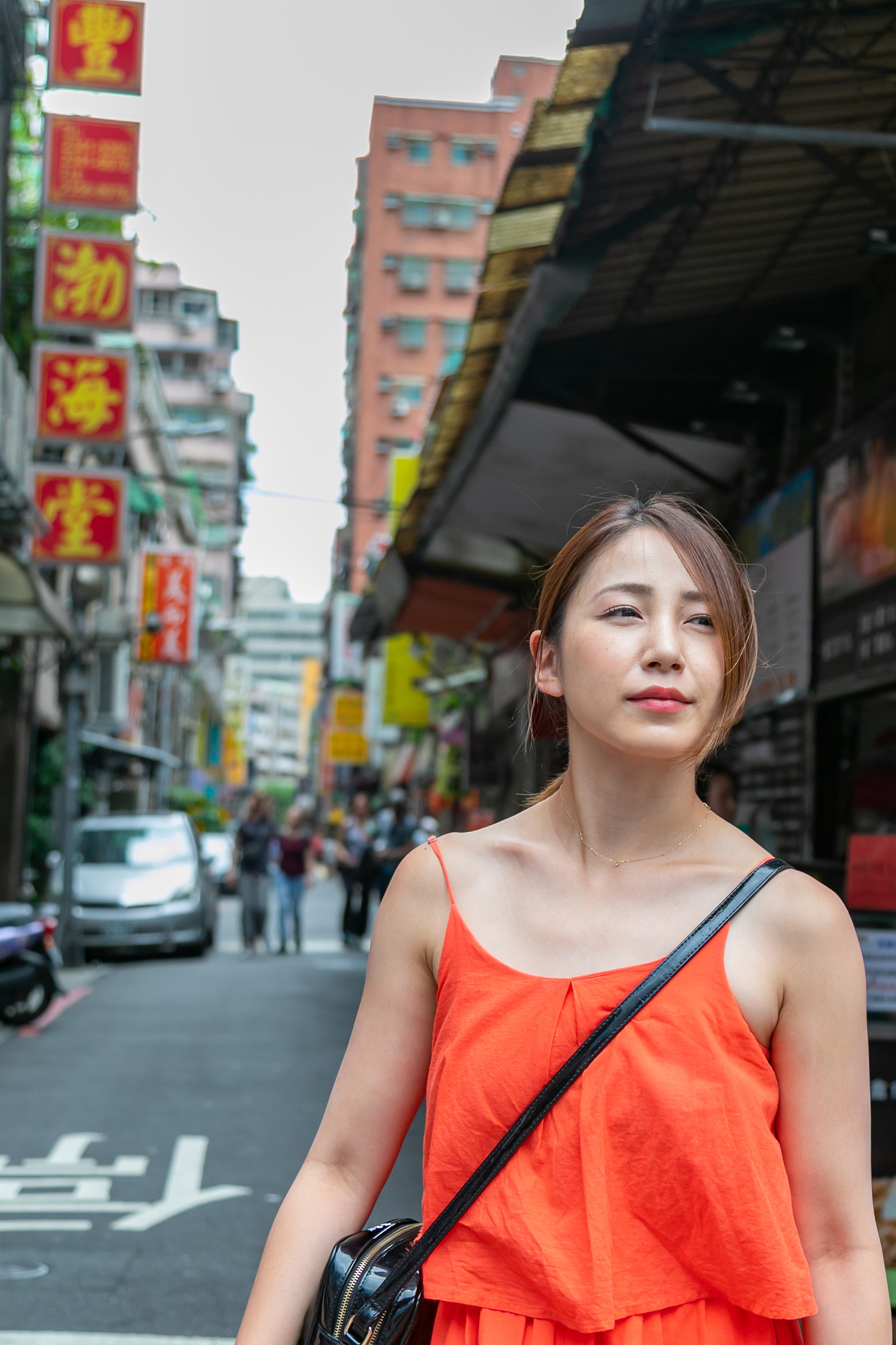 You Kikkawa in Taiwan